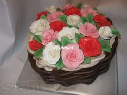 Виготовлення дитячих тортів на замовлення