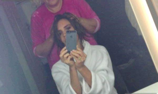 Вікторія Бекхем змінила зачіску (фото)