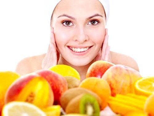 Вітамін е для шкіри обличчя