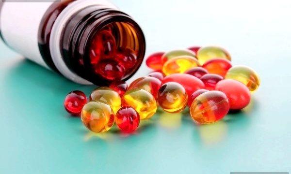 Вітамін е з фолієвою кислотою