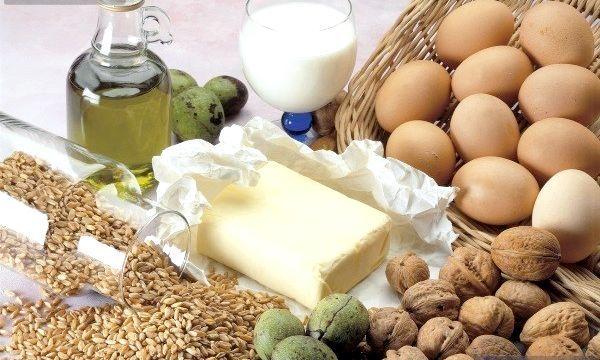 Вітамін е в продуктах харчування (список)
