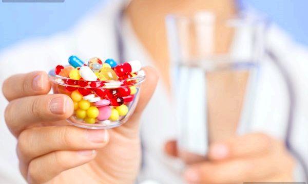 Вітаміни групи b в таблетках