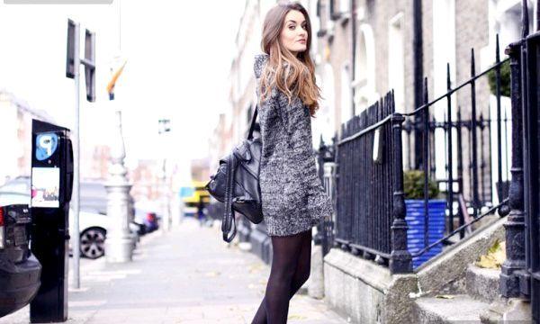 В'язані сукні: фото стильних образів