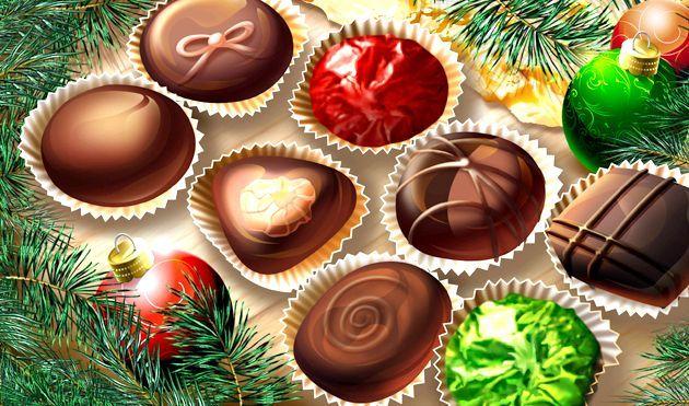 Смачні подарунки на новий рік 2012