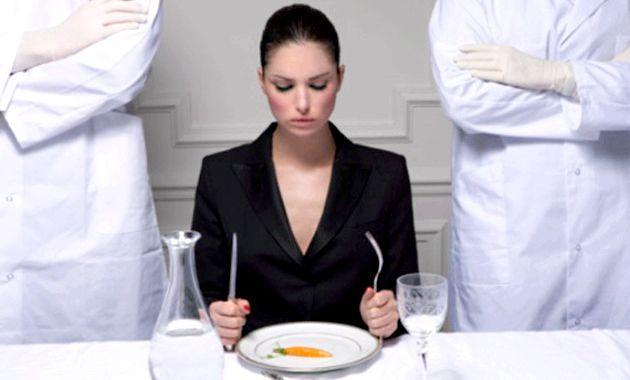 Шкідливі дієти. Як не сісти на шкідливу дієту?