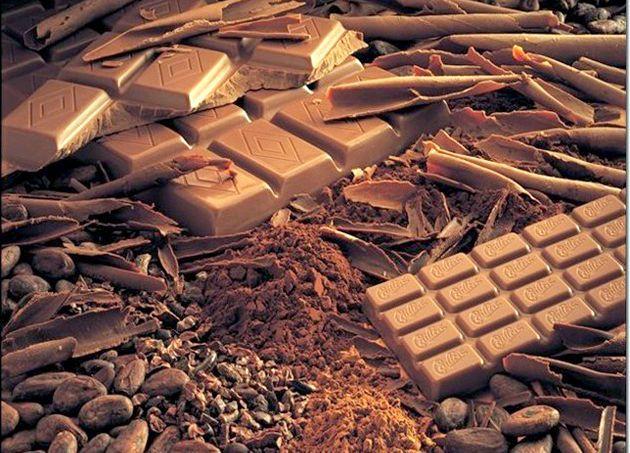 Все що ви не знали про властивості шоколаду