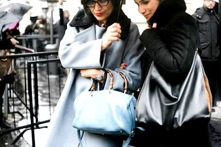 Очей чарівність: актуальні жіночі сумки осені 2014