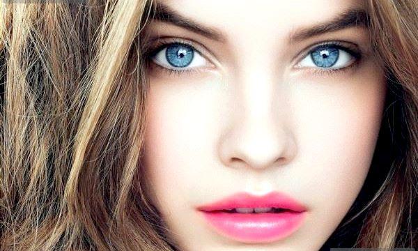 колір волосся під колір очей фарбування волосся фото