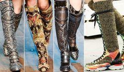 Вибираємо модне взуття в сезоні 2014