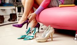 Вибираємо взуття на весну для жінок