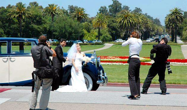 Вибір весільного фотографа