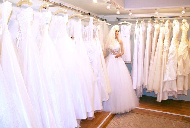 Вибір весільного плаття для нареченої в положенні