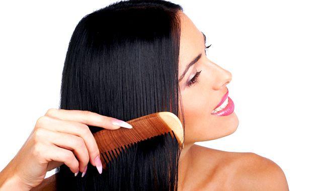 Випрямлення волосся кератином - естетичний і лікувальний ефект