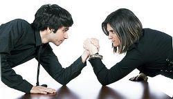 Взаємовідносини жінки і чоловіки