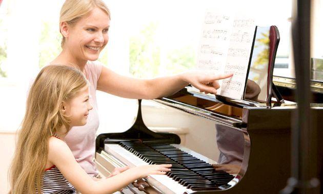 музичну освіту дітей