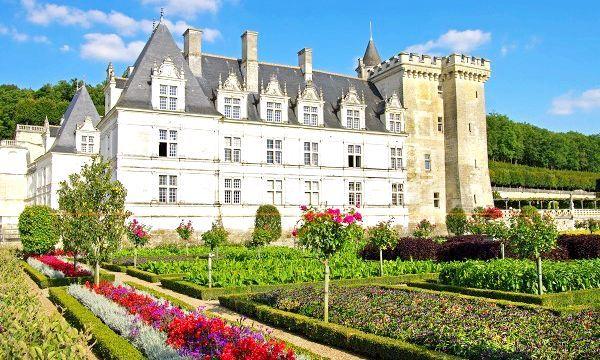 Замок Вілландрі