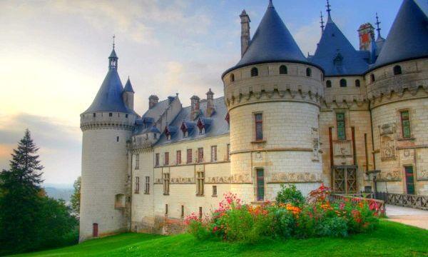 Замок Ланже