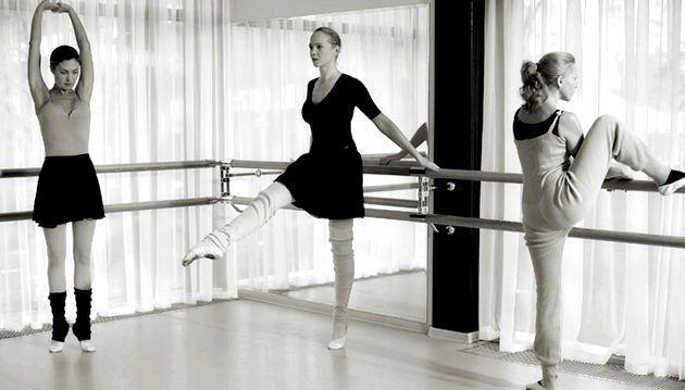 Заняття у балетного станка: модно й ефективно