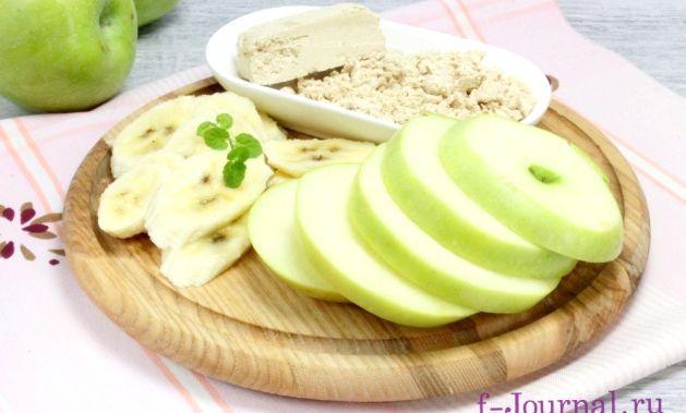 Запечені яблука в духовці