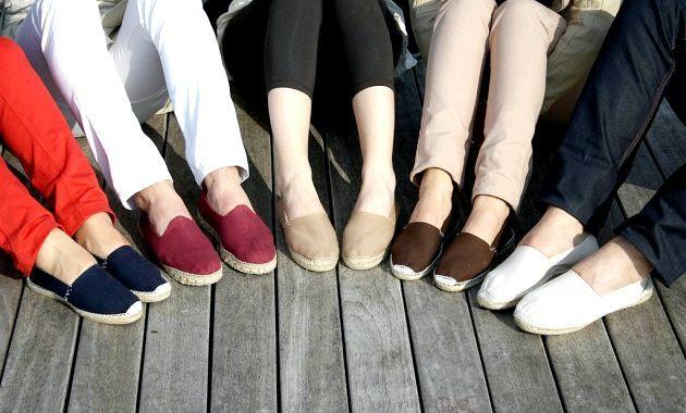 Жіночі еспадрільі - модне взуття літнього сезону!