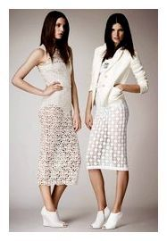 Жіноча мода навесні 2014