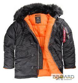 Зимові чоловічі куртки