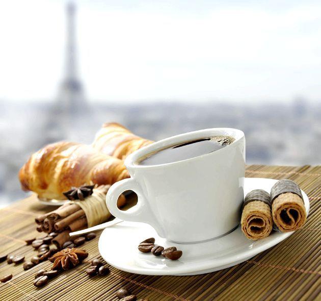 Знамениті кафе в Парижі