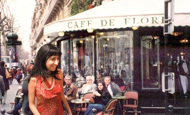 Кафе «Де Флор» (Cafe de Flore Paris)