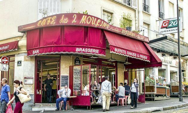 Кафе «Дві Млини» (Cafe Des Deux Moulins Paris)