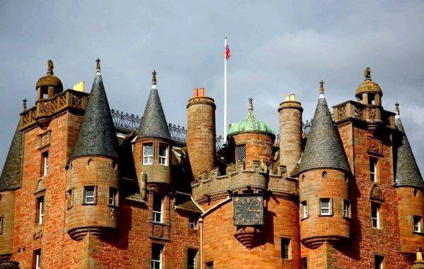 Замок Глеміс