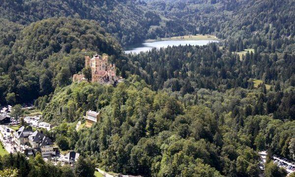 Замок Хоеншвангау