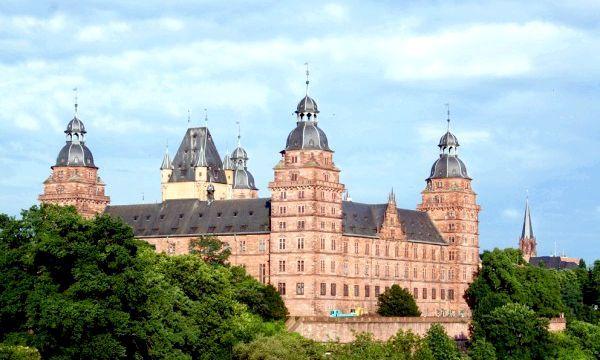 Замок Йоханнісбург